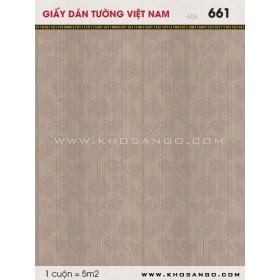 Giấy dán tường Việt Nam 661