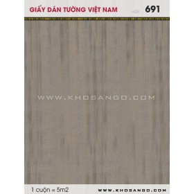 Giấy dán tường Việt Nam 691