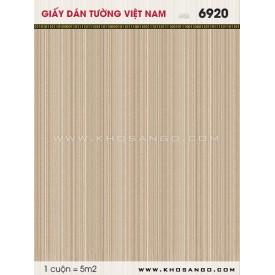 Giấy dán tường Việt Nam 6920