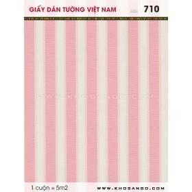 Giấy dán tường Việt Nam 710