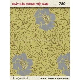 Giấy dán tường Việt Nam 780