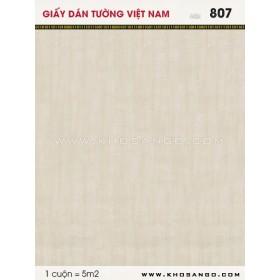Giấy dán tường Việt Nam 807