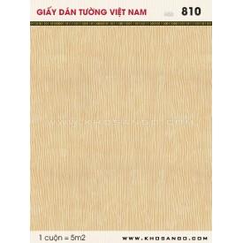 Giấy dán tường Việt Nam 810