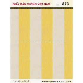 Giấy dán tường Việt Nam 873