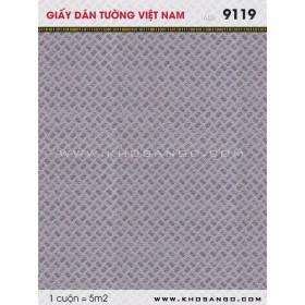 Giấy dán tường Việt Nam 9119