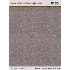 Giấy dán tường Việt Nam 9126