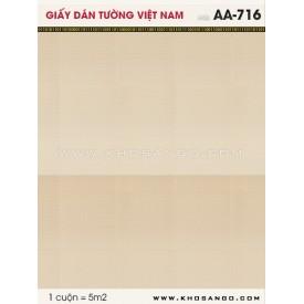 Giấy dán tường Việt Nam AA-716