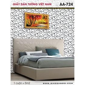 Giấy dán tường Việt Nam AA-724