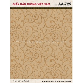 Giấy dán tường Việt Nam AA-729