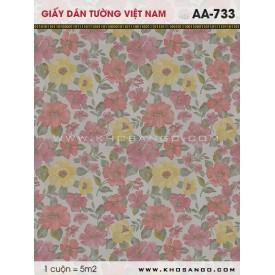 Giấy dán tường Việt Nam AA-733