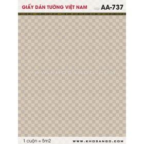 Giấy dán tường Việt Nam AA-737