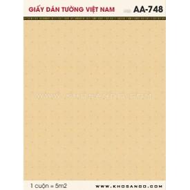 Giấy dán tường Việt Nam AA-748