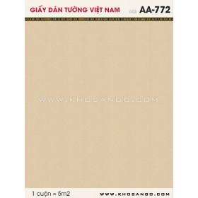 Giấy dán tường Việt Nam AA-772