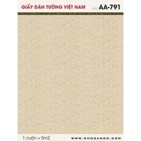 Giấy dán tường Việt Nam AA-791