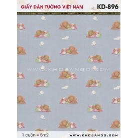 Giấy dán tường Việt Nam KD-896