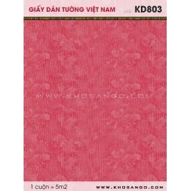 Giấy dán tường Việt Nam KD-803