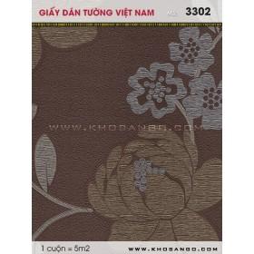 Giấy dán tường Việt Nam 3302