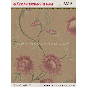 Giấy dán tường Việt Nam 3312