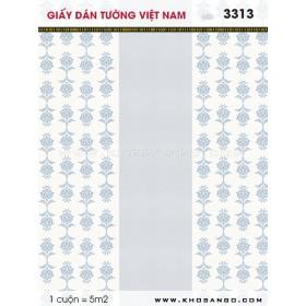 Giấy dán tường Việt Nam 3313