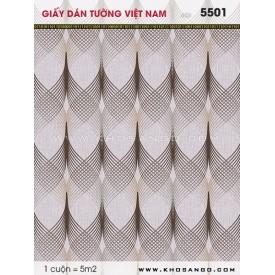 Giấy dán tường Việt Nam 5501