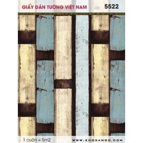 Giấy dán tường Việt Nam 5522