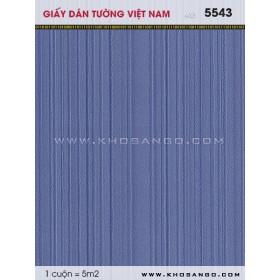 Giấy dán tường Việt Nam 5543