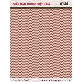 Giấy dán tường Việt Nam 6126