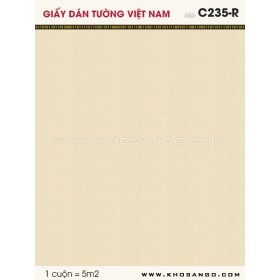 Giấy dán tường Việt Nam C235-R