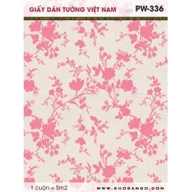 Giấy dán tường Việt Nam PW-336