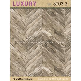Giấy Dán Tường Luxury 3003-3