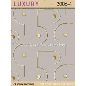 Giấy Dán Tường Luxury 3006-4