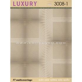 Giấy Dán Tường Luxury 3008-1