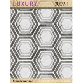 Giấy Dán Tường Luxury 3009-1