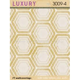 Giấy Dán Tường Luxury 3009-4