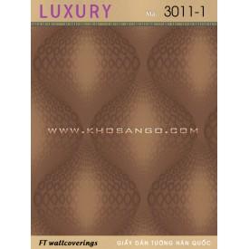 Giấy Dán Tường Luxury 3011-1