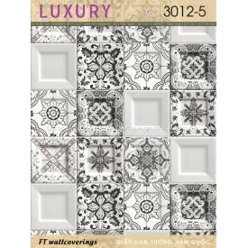 Giấy Dán Tường Luxury 3012-5
