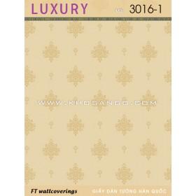 Giấy Dán Tường Luxury 3016-1
