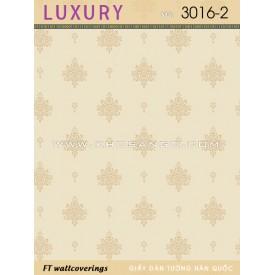 Giấy Dán Tường Luxury 3016-2