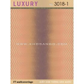 Giấy Dán Tường Luxury 3018-1