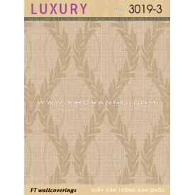 Giấy Dán Tường Luxury 3019-3