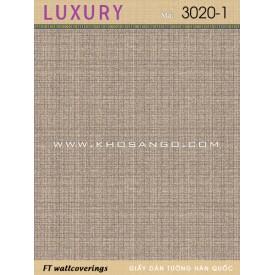 Giấy Dán Tường Luxury 3020-1
