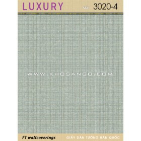 Giấy Dán Tường Luxury 3020-4