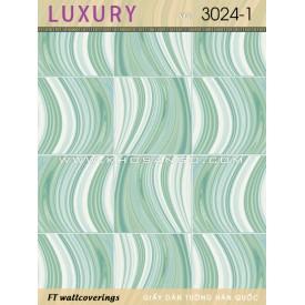Giấy Dán Tường Luxury 3024-1