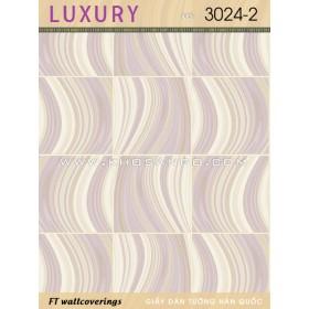 Giấy Dán Tường Luxury 3024-2