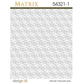 Giấy dán tường Matrix 54321-1