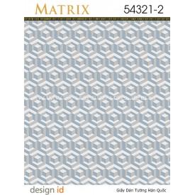 Giấy dán tường Matrix 54321-2