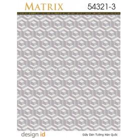 Giấy dán tường Matrix 54321-3
