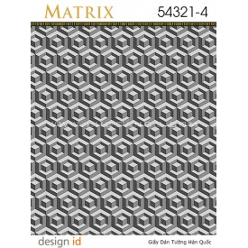 Giấy dán tường Matrix 54321-4