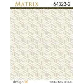 Giấy dán tường Matrix 54323-2