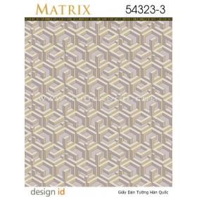 Giấy dán tường Matrix 54323-3